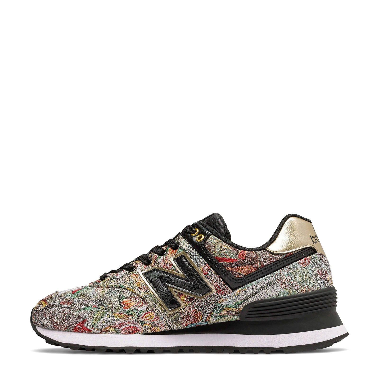 New Balance 574 sneakers goud multi   wehkamp