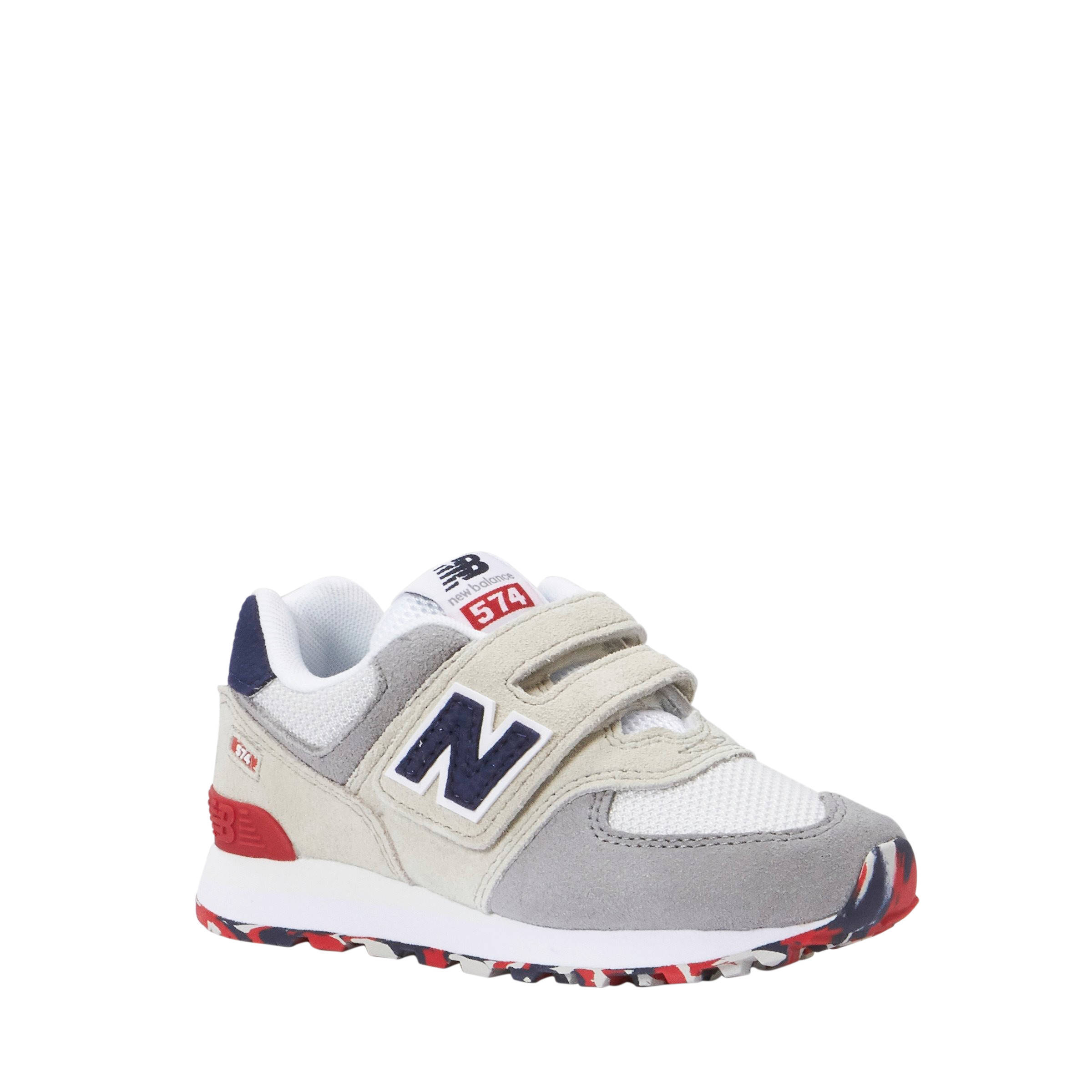 new balance dames 574 grijs