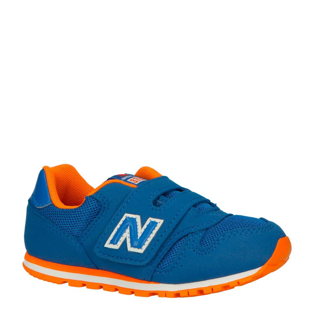 New Balance  373 sneakers kobaltblauw/oranje