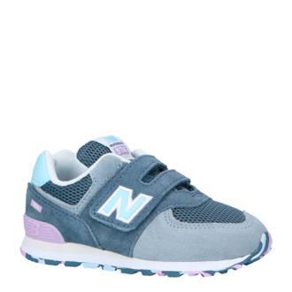 574 sneakers blauw