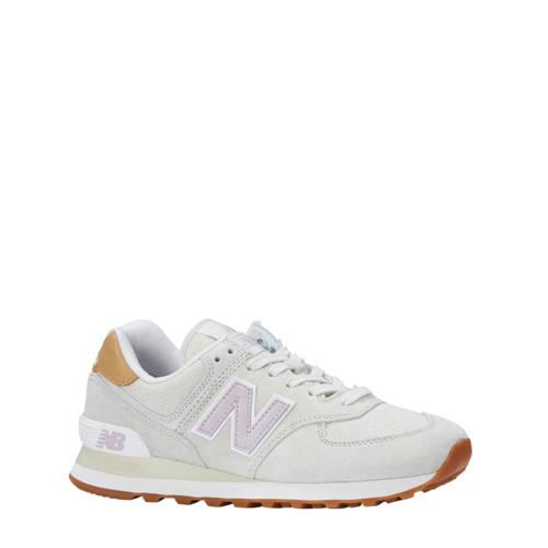 New Balance WL574 sneakers gebroken wit