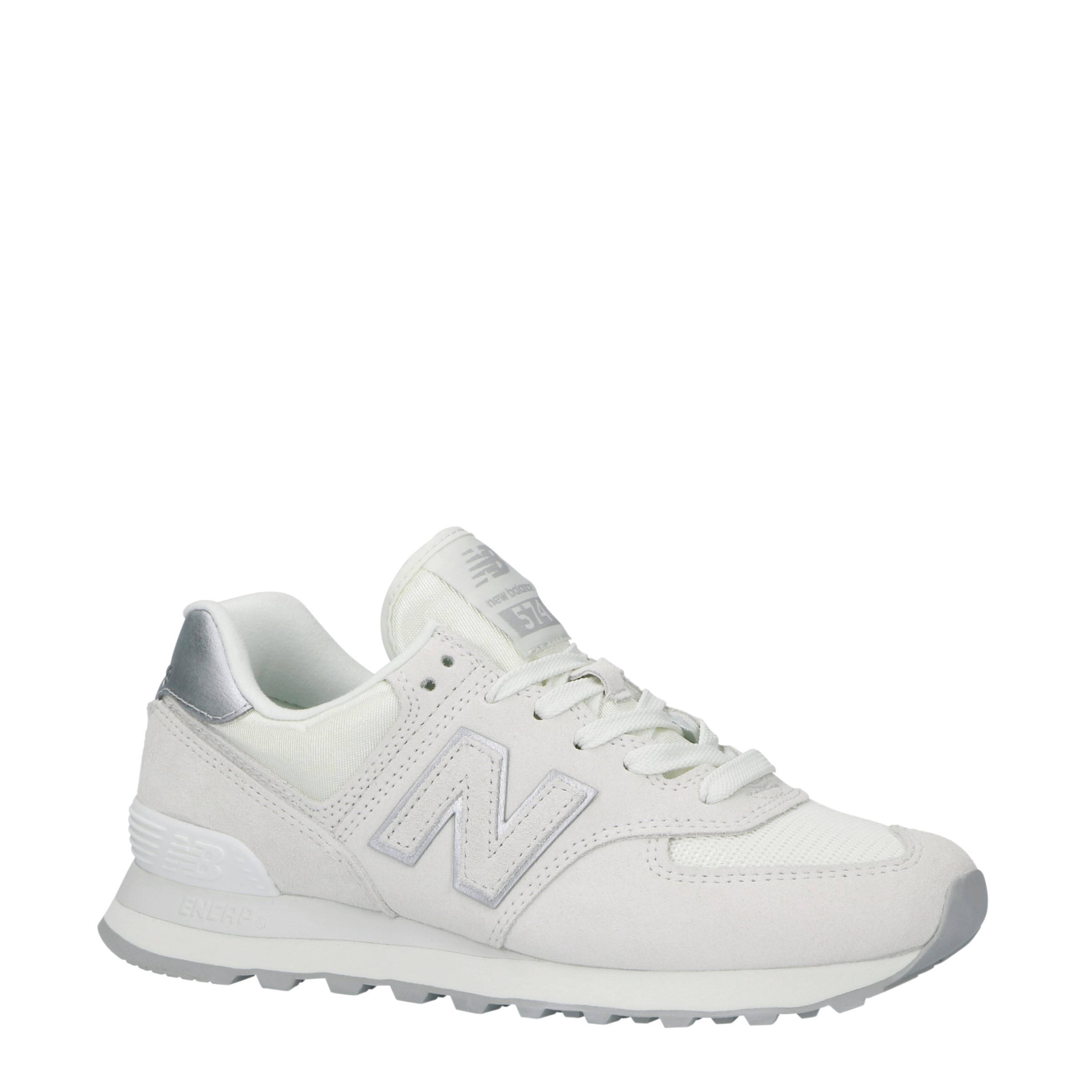 new balance wit dames sale