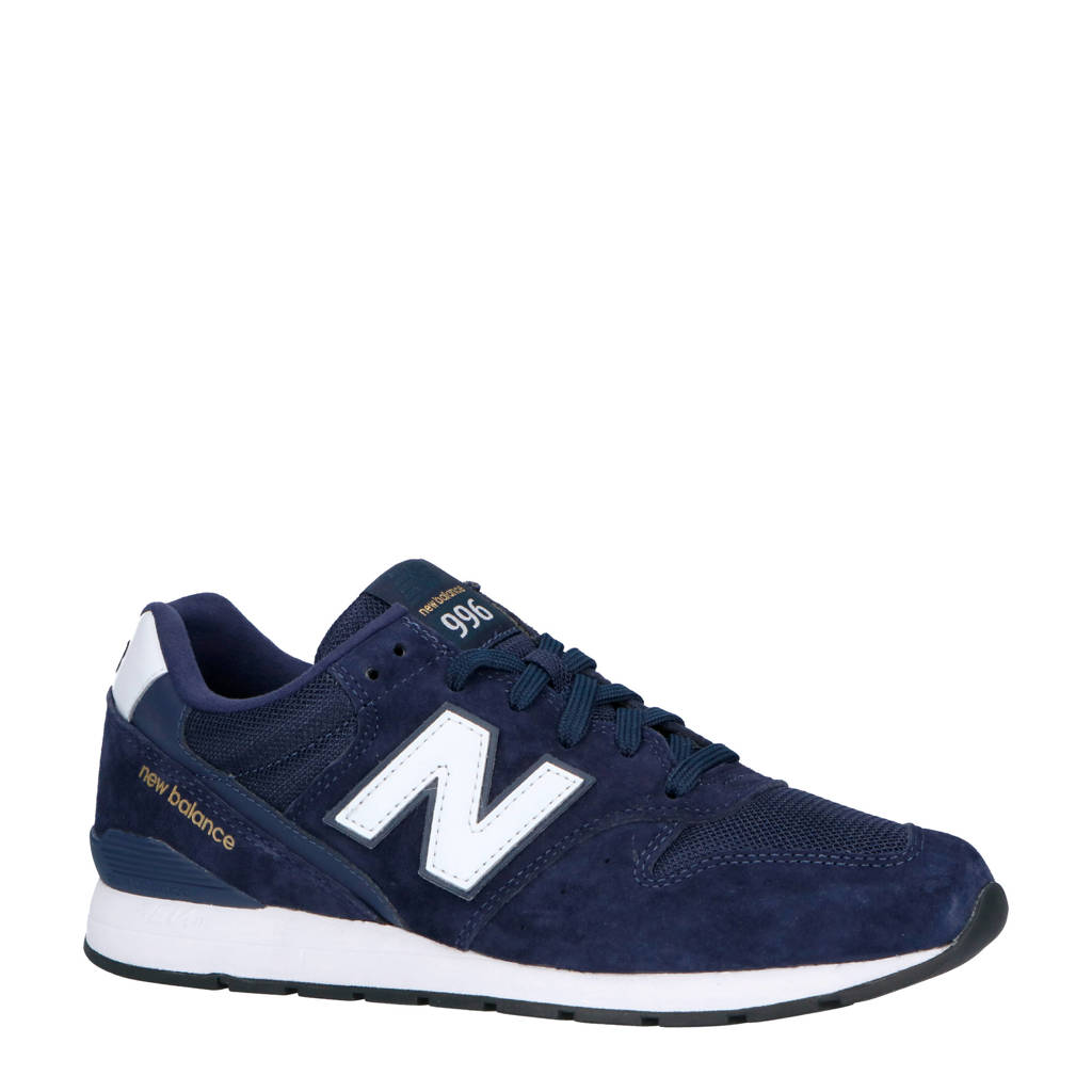 New Balance  996 sneakers donkerblauw, Donkerblauw