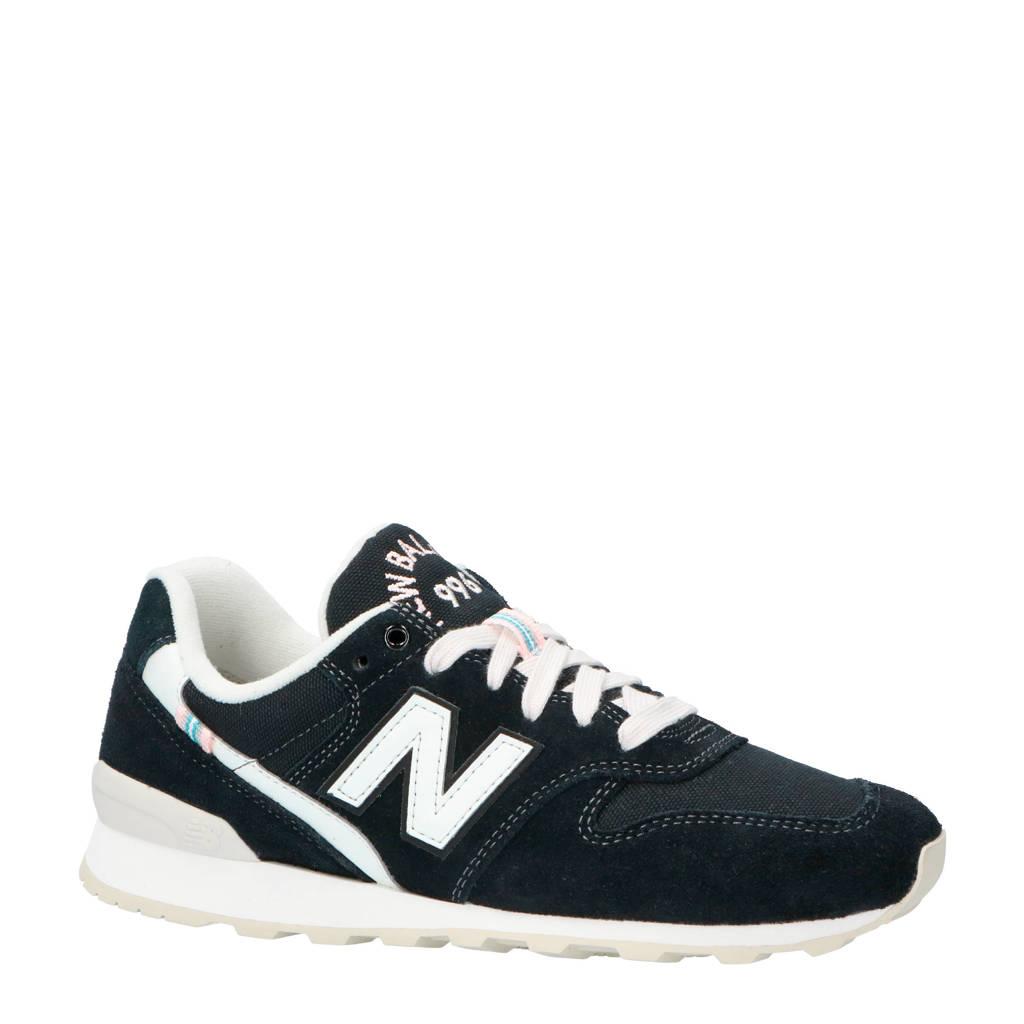 New Balance  996 sneakers zwart, Zwart