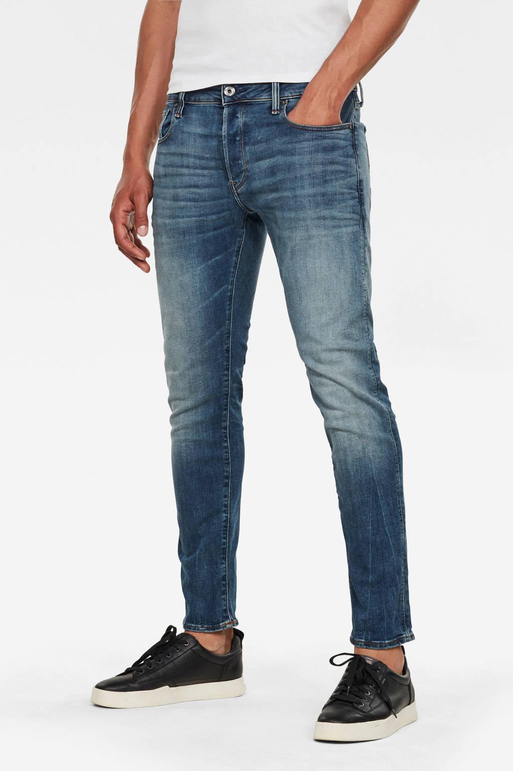 G-Star RAW 3301 slim fit jeans vintage medium aged, Vintage medium aged