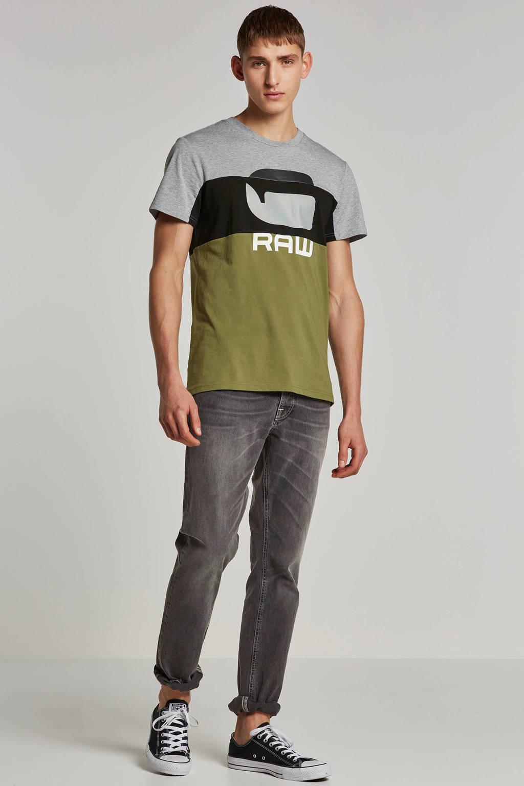G-Star RAW T-shirt, Grijs