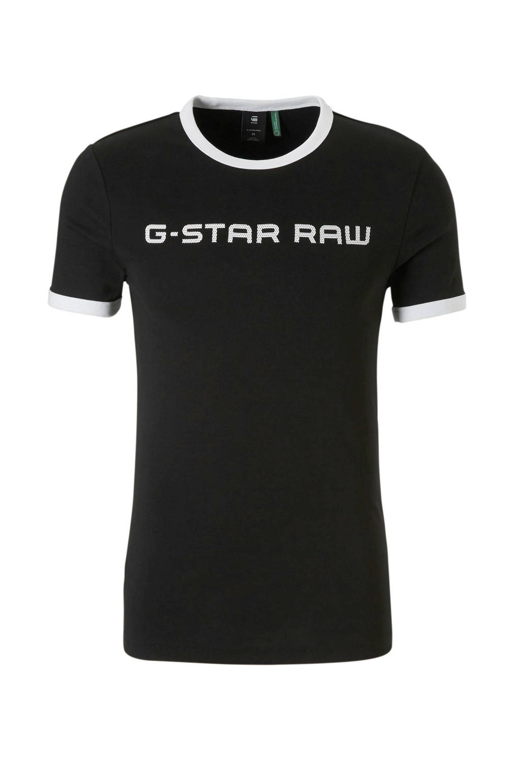 G-Star RAW T-shirt Xemoj, Zwart