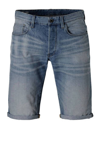 regular fit jeans short 3301
