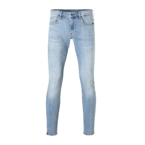 G-Star RAW skinny fit jeans Revend it indigo aged
