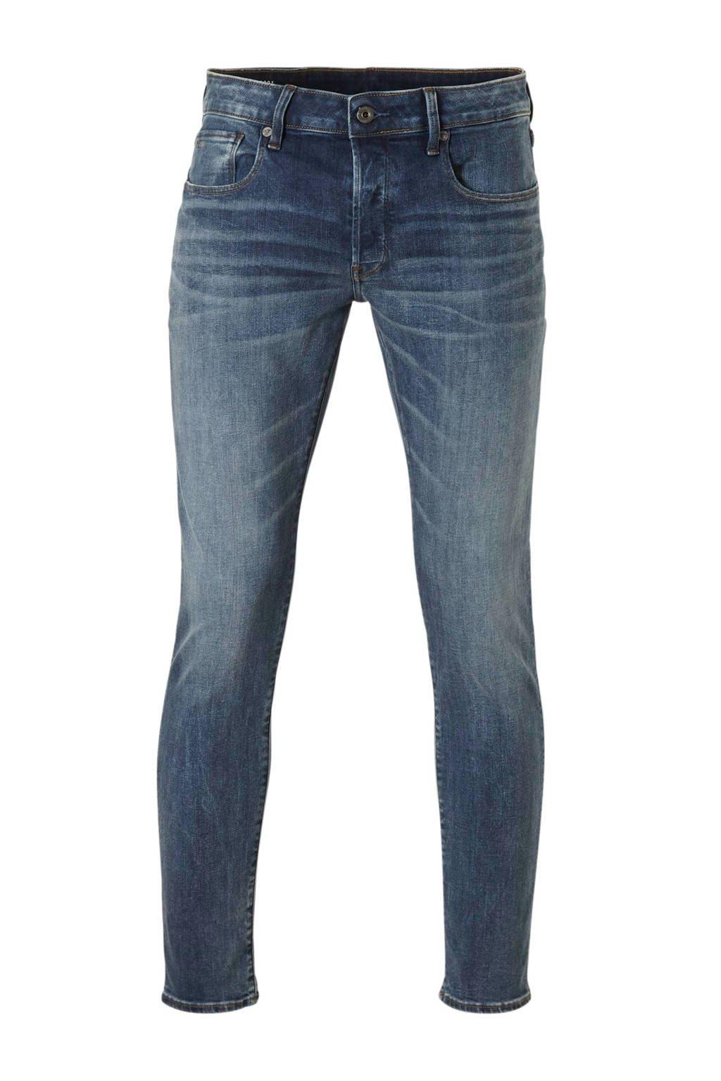 G-Star RAW 3301 straight fit jeans, Dark denim