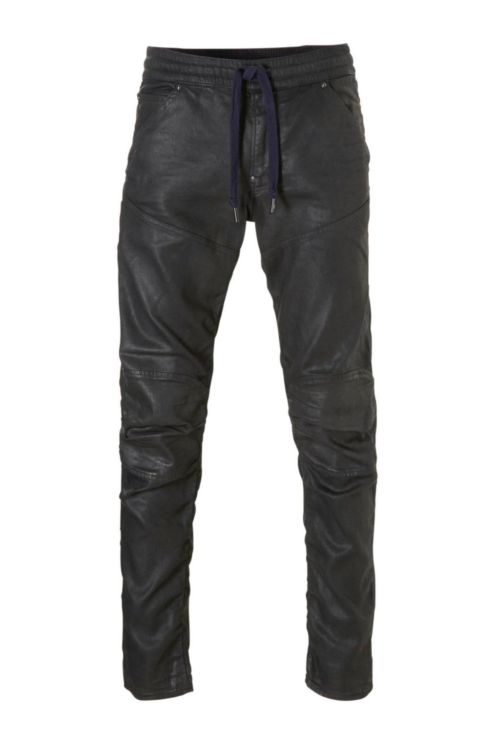 G-Star RAW tapered cargo broek, Zwart