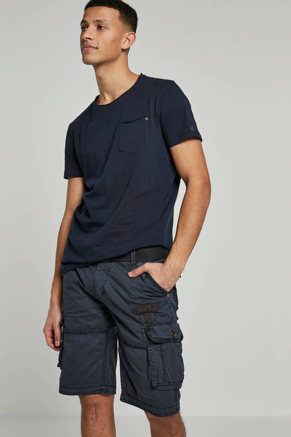 Cast Iron T-shirt, Zwart