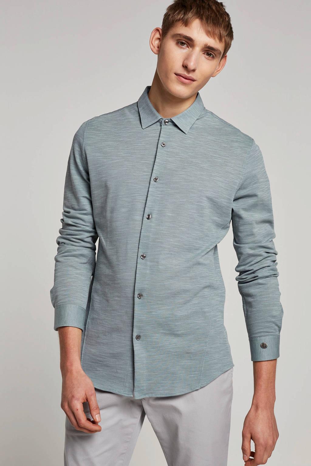 Cast Iron overhemd, Groen