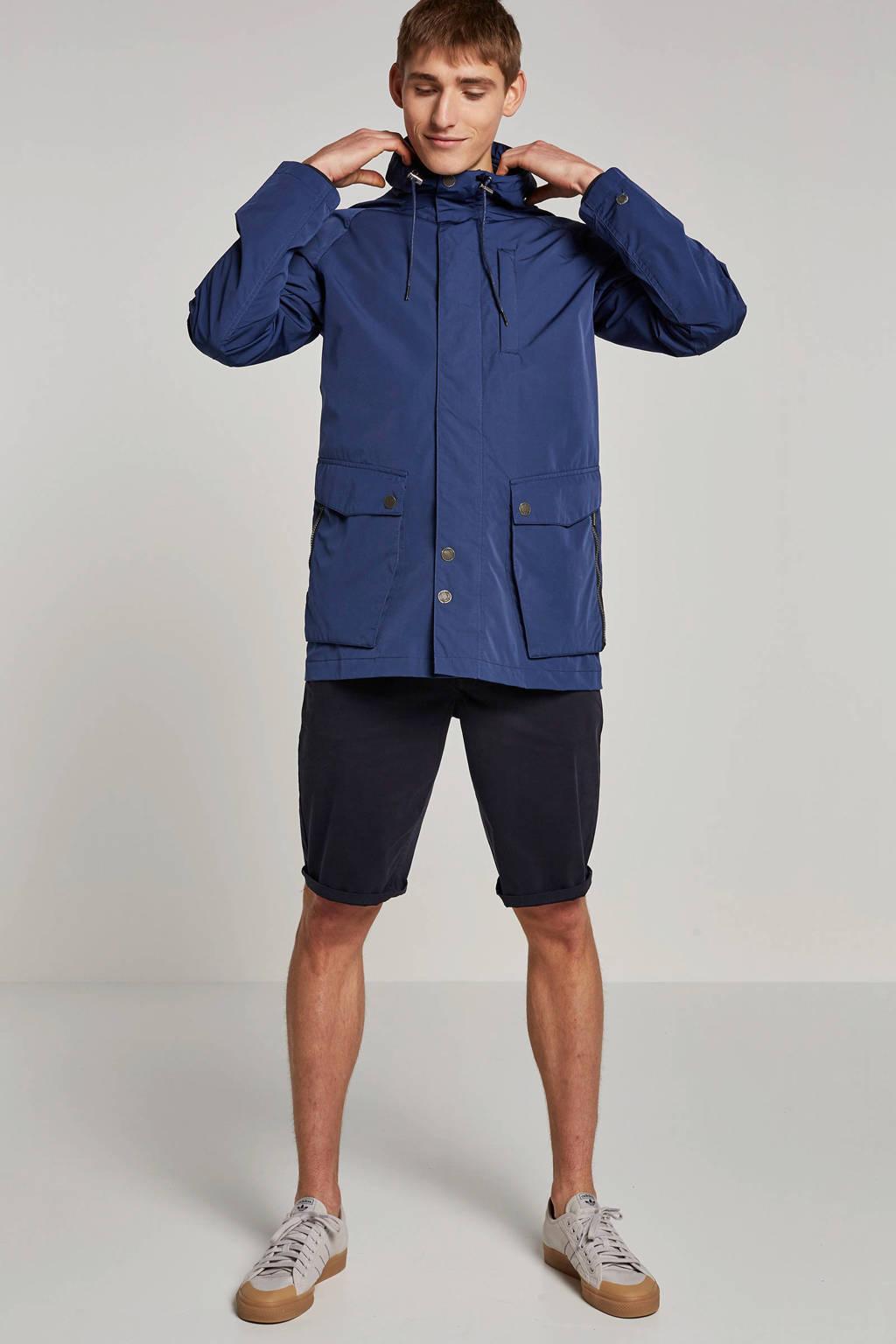 Cast Iron jas, Donkerblauw