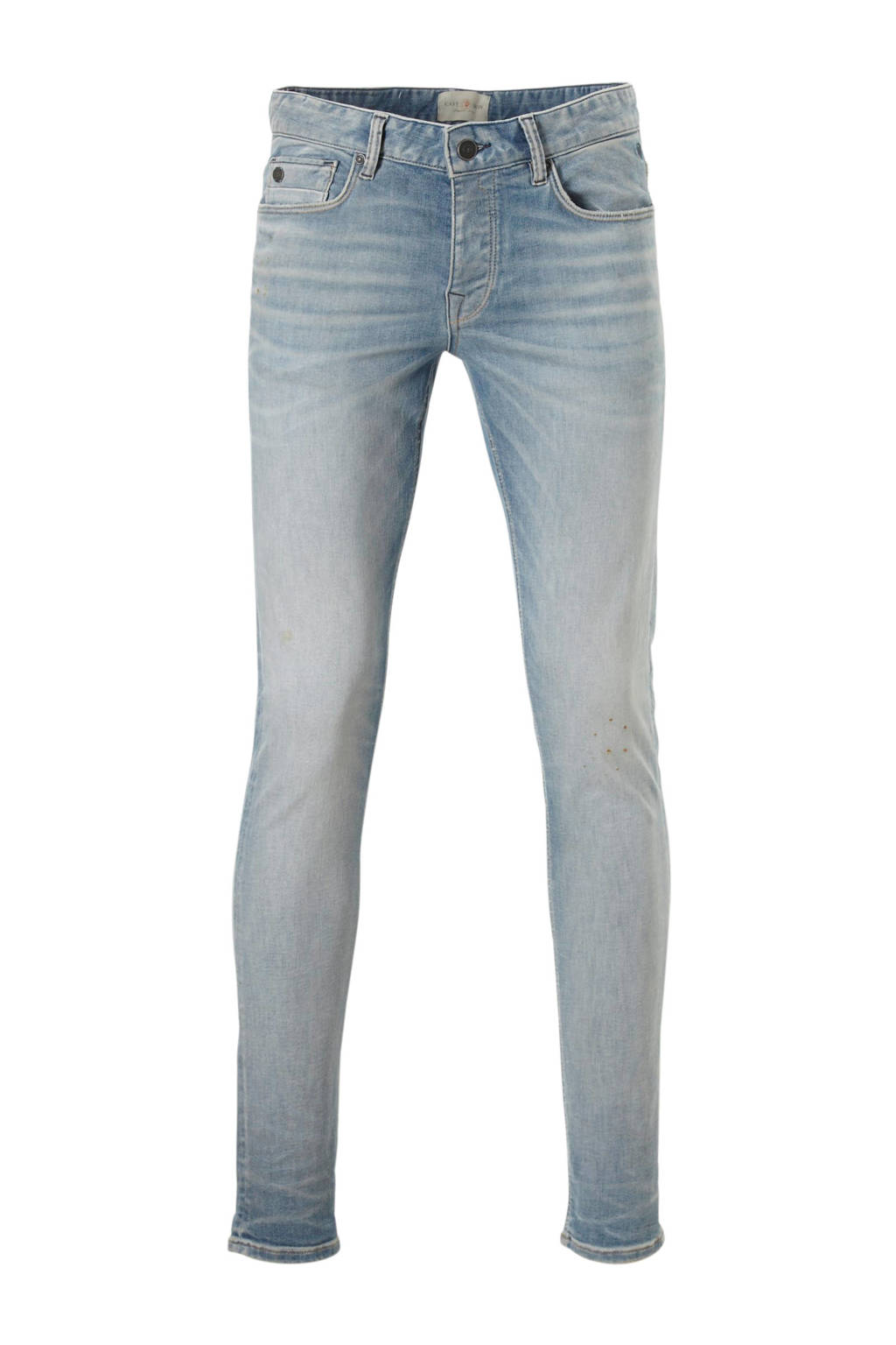 Cast Iron tapered fit jeans Cope, Light denim