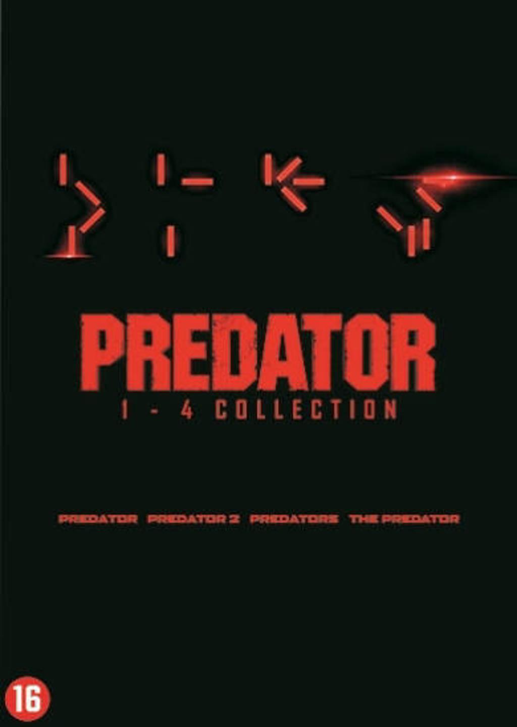 Predator 1-4 (DVD)