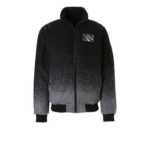 jack met wol zwart