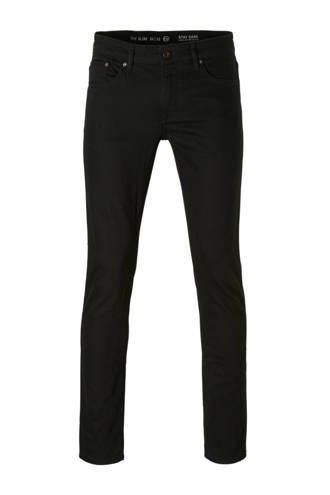 The Denim slim fit jeans zwart