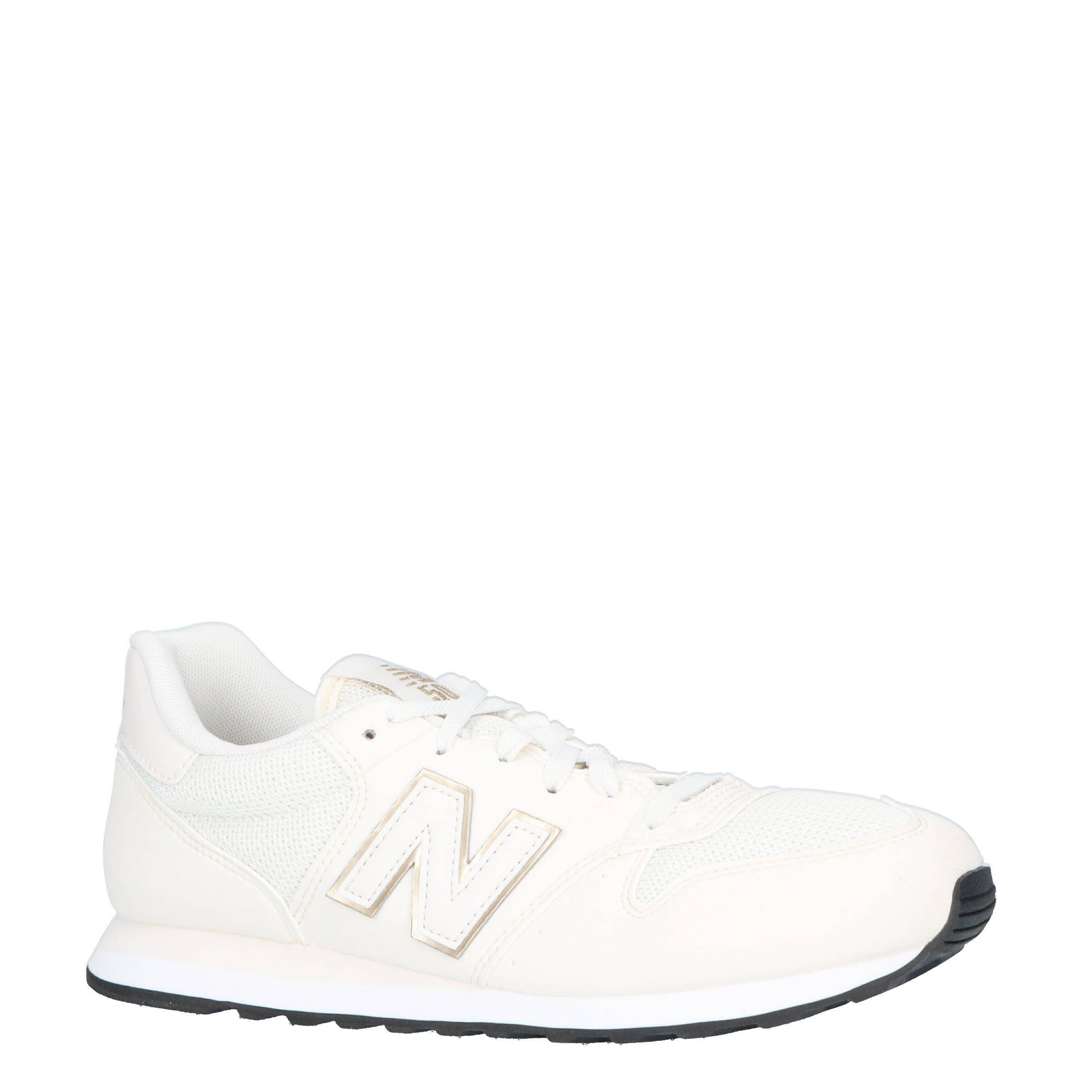 New Balance GW 500 sneakers wit/goud | wehkamp