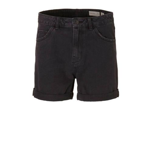 VERO MODA jeans short zwart