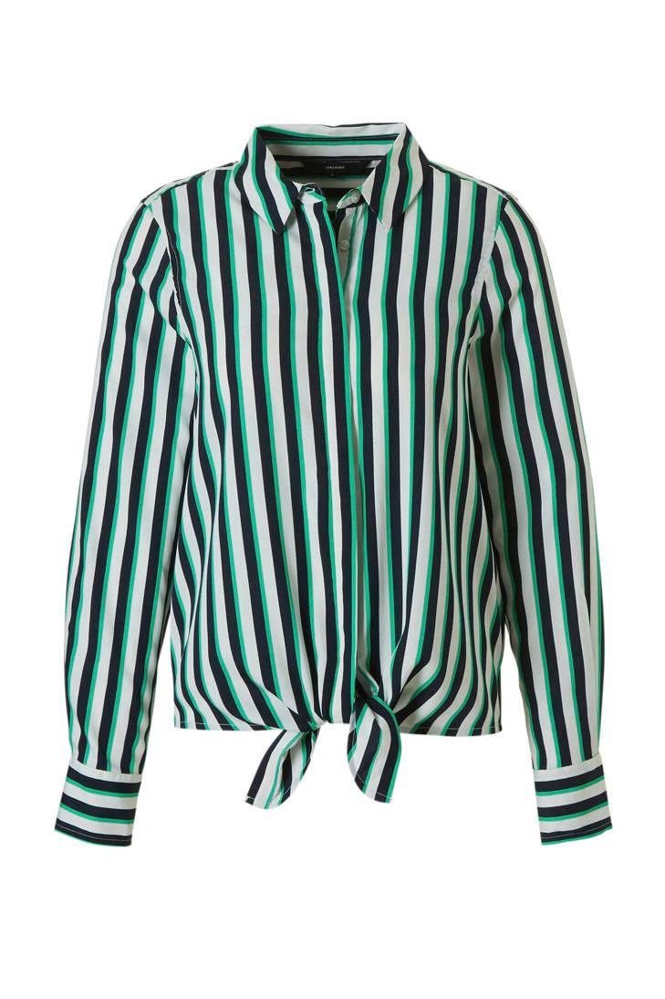 MODA VERO MODA blouse blouse gestreepte gestreepte blouse VERO MODA VERO gestreepte VERO wRCxUq5