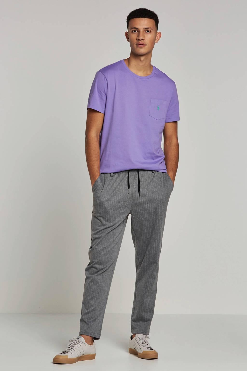 POLO Ralph Lauren slim fit T-shirt, Paars