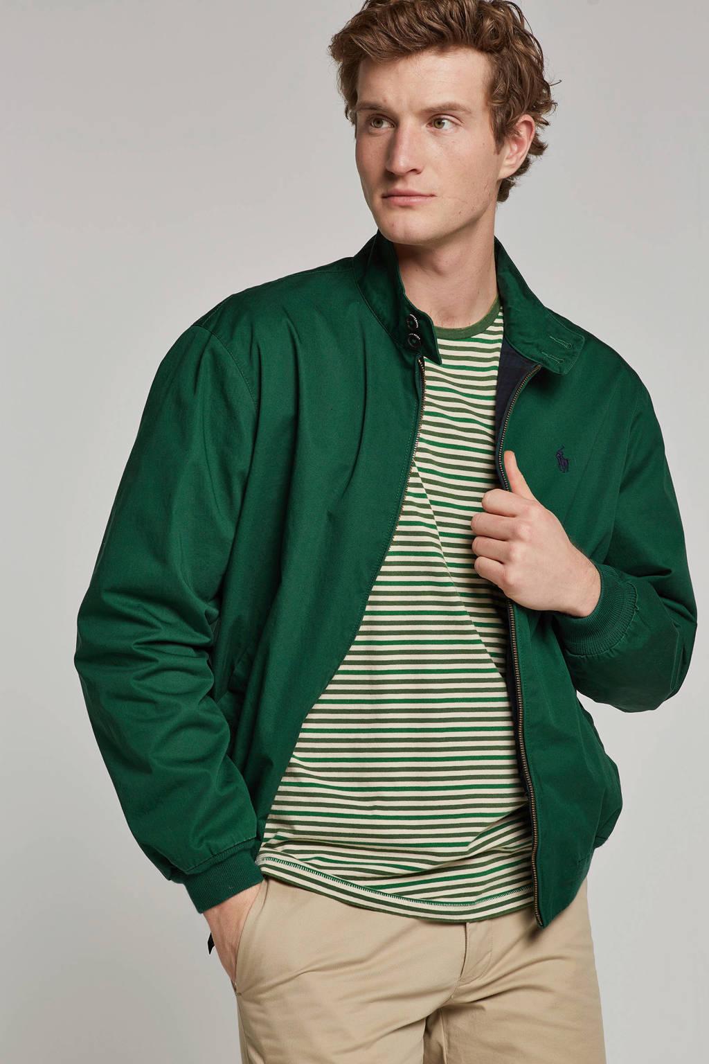 POLO Ralph Lauren tussenjas groen, Groen