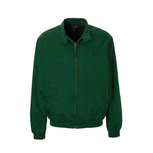 POLO Ralph Lauren tussenjas groen kopen