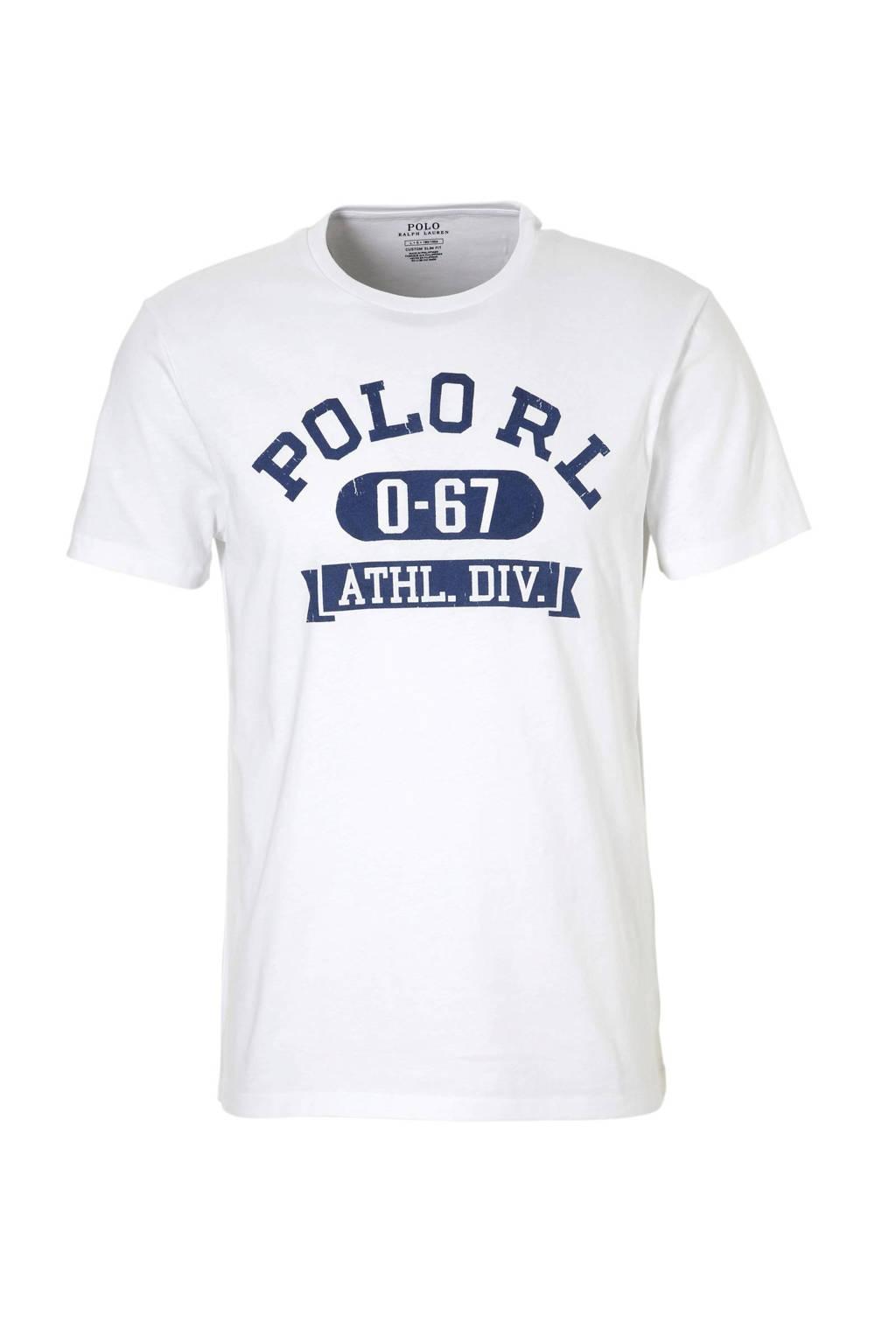 POLO Ralph Lauren T-shirt, Wit