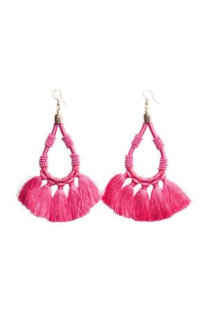 oorstekers roze