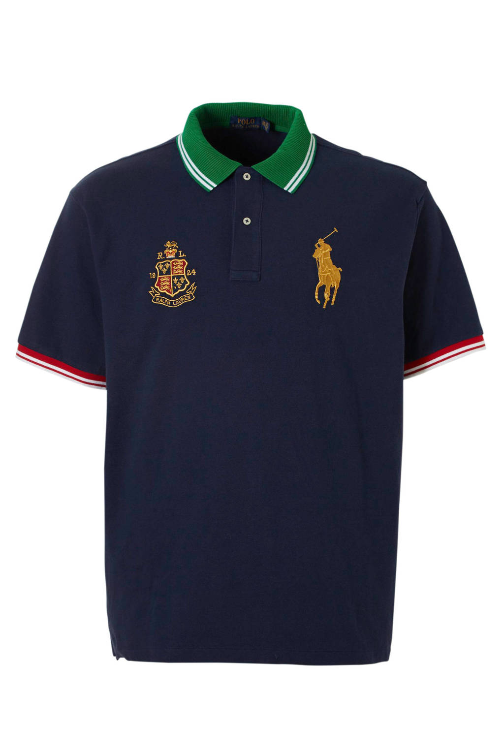 POLO Ralph Lauren Big & Tall +size polo, Marin