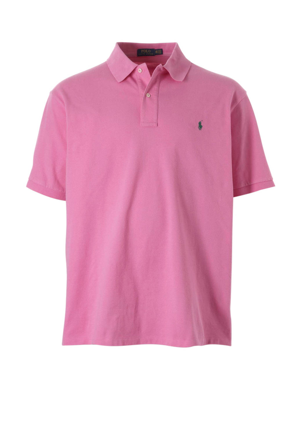 POLO Ralph Lauren Big & Tall +size polo, Roze