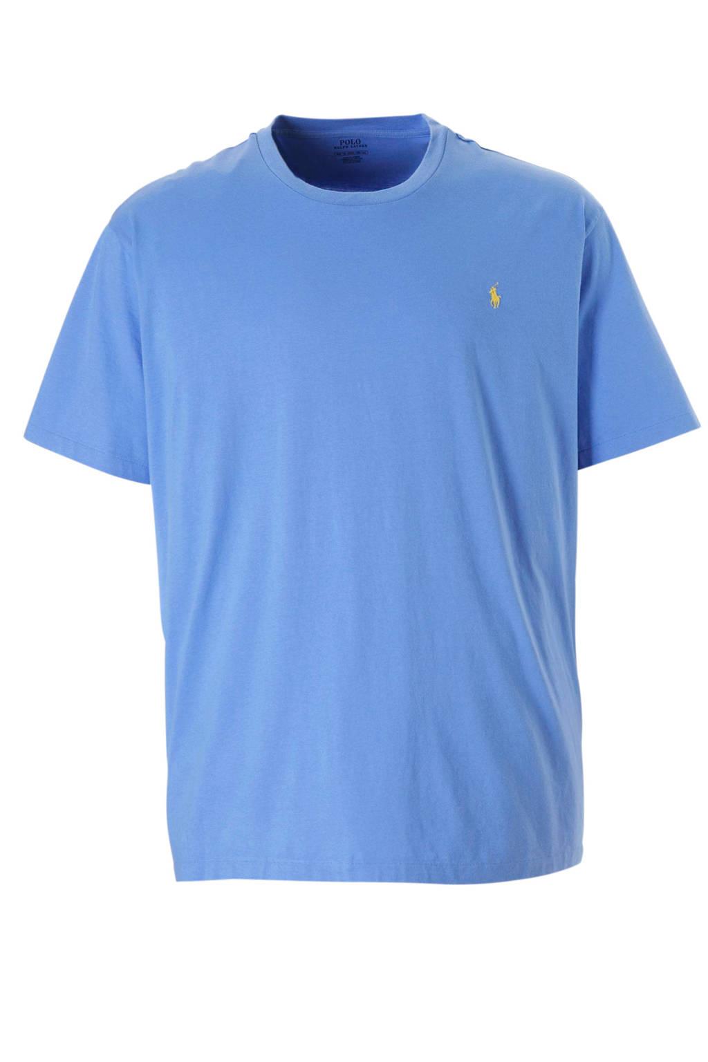 POLO Ralph Lauren Big & Tall +size T-shirt, Lichtblauw