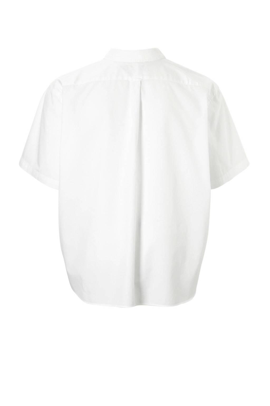 POLO Ralph Lauren Big & Tall +size plussize overhemd, Wit