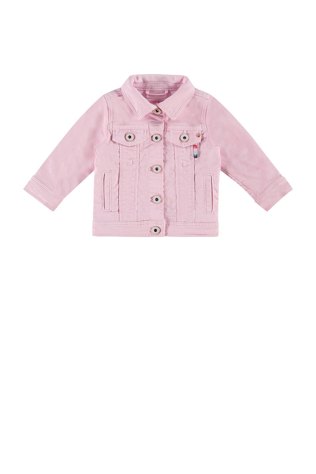 Vingino spijkerjas Telly roze, Roze