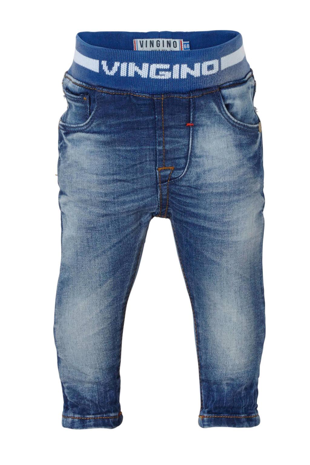 Vingino jeans Blake blauw, Blauw