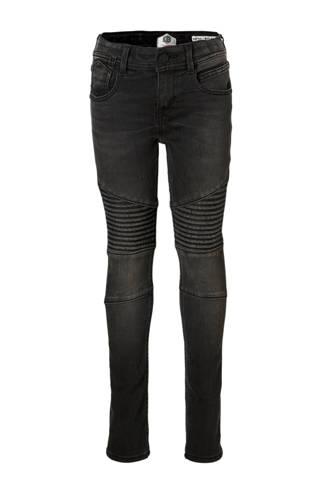 skinny fit jeans Andres Daley Blind zwart
