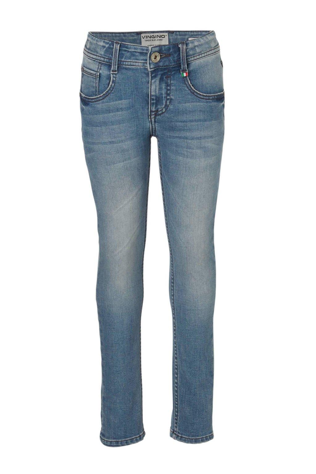 Vingino slim fit jeans Aragon, Light Indigo