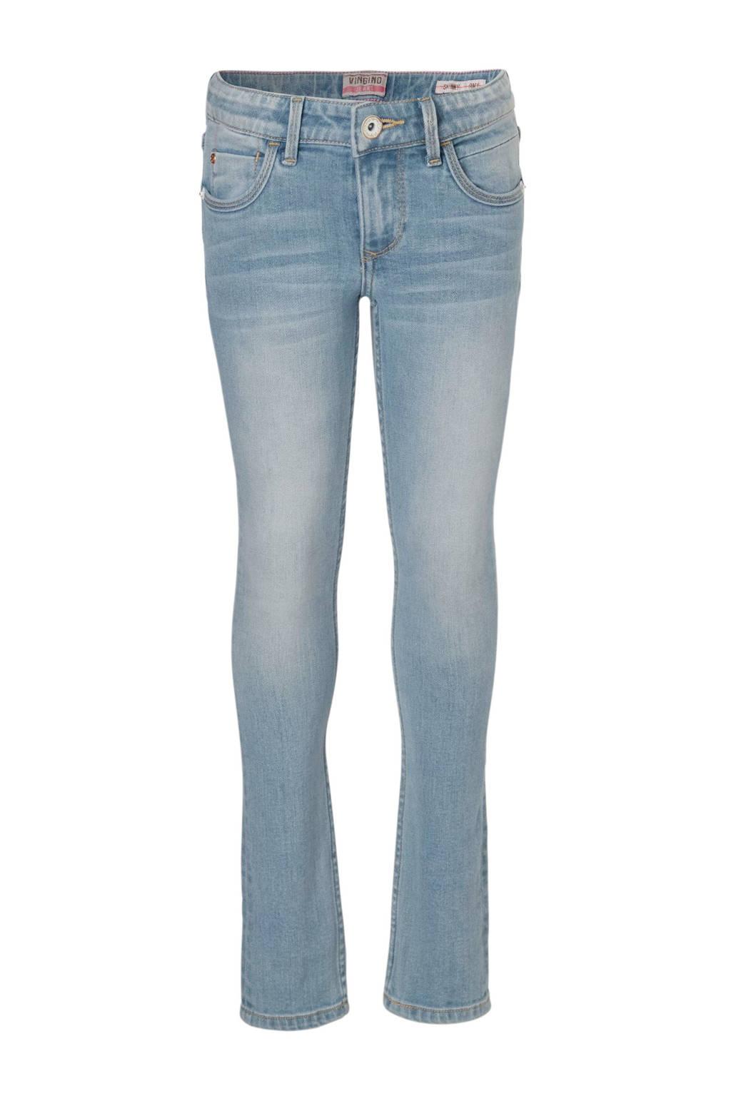 Vingino slim fit jeans Amy, Light vintage