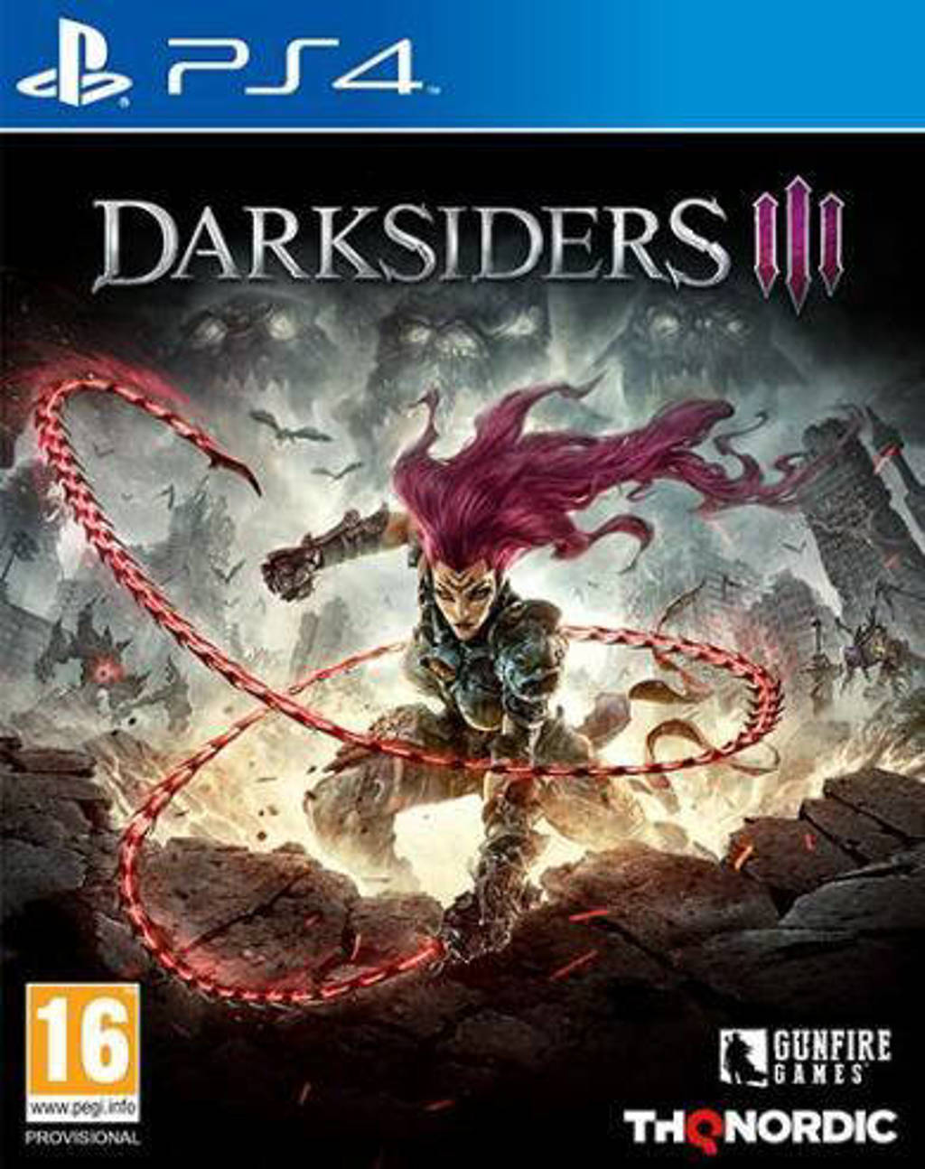 Darksiders 3 (PlayStation 4)