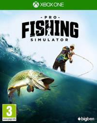 Fishing simulator (Xbox One)