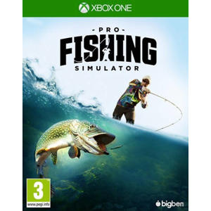 Fishing simulator (Xbox One)