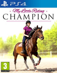 My little riding champion (PlayStation 4)