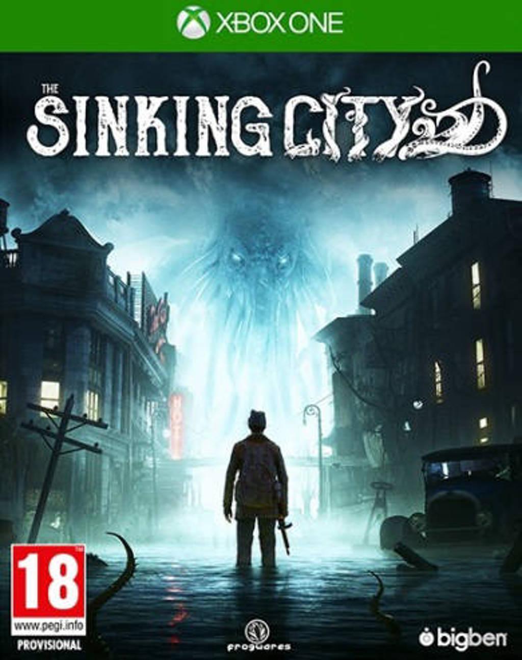 Sinking city (Xbox One)