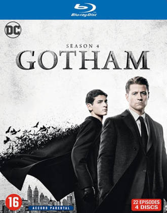 Gotham - Seizoen 4 (Blu-ray)