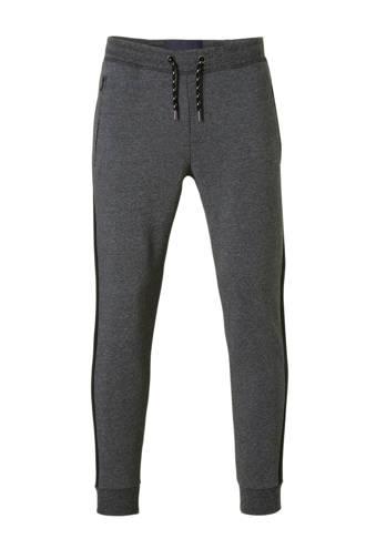 Angelo Litrico gemêleerde sweatpants grijs