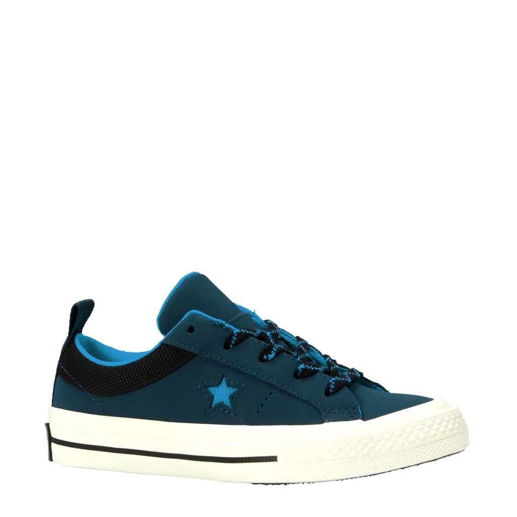 c1b262c5175 Converse ONE STAR OX sneakers, Donkerblauw/blauw/zwart