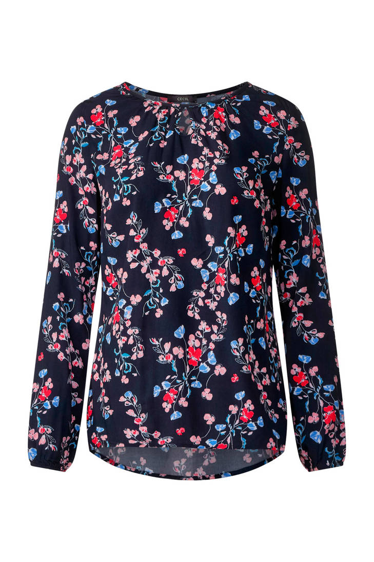 met met CECIL bloemenprint CECIL bloemenprint blouse blouse bloemenprint CECIL CECIL met CECIL met blouse bloemenprint blouse MqEIAYrIw