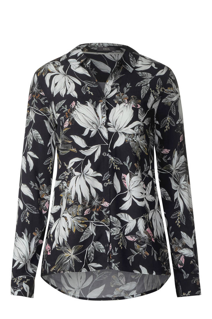 gebloemde blouse CECIL CECIL gebloemde Fq1UxwIWv