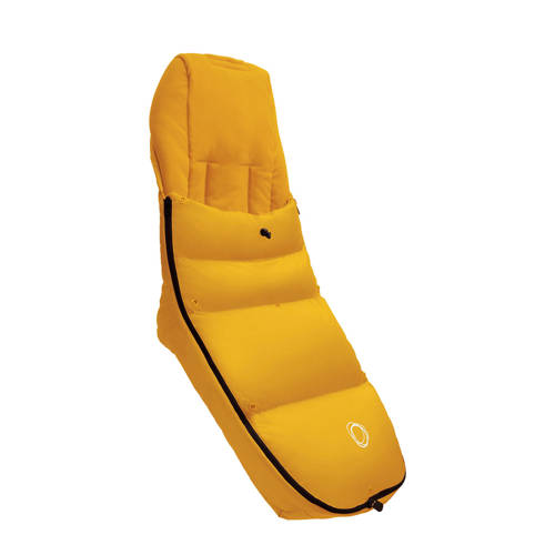Bugaboo high performance voetenzak geel kopen